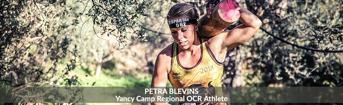 Yancy Camp Regional OCR Athlete Petra Blevins