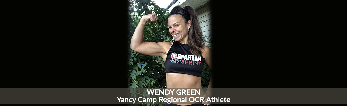 Yancy Camp Regional OCR Athlete Wendy Green