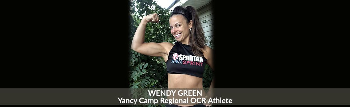Yancy Camp Regional OCR Athlete Wendy Green