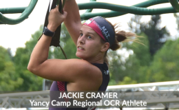 Yancy Camp Regional OCR Athlete Jackie Cramer