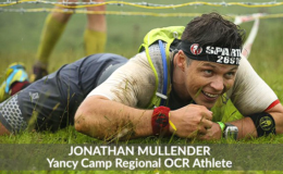 Yancy Camp Regional OCR Athlete Jonathon Mullender