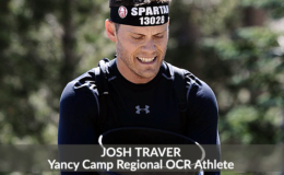 Yancy Camp Regional OCR Athlete Josh Traver