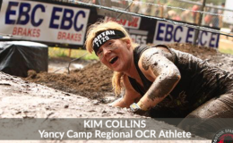Yancy Camp Regional OCR Athlete Kim Collins