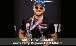 Yancy Camp Regional OCR Athlete Matthew Cramer