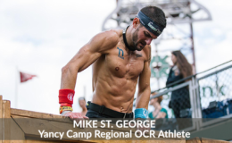 Yancy Camp Regional OCR Athlete Mike St. George