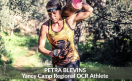 Yancy Camp Regional OCR Athlete Petra Blevins