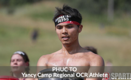 Yancy Camp Regional OCR Athlete Phuc To