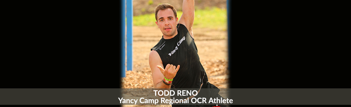 Yancy Camp Regional OCR Athlete Todd Reno