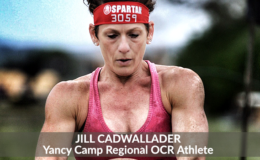 Yancy Camp Regional OCR Athlete Jill Cadwallader
