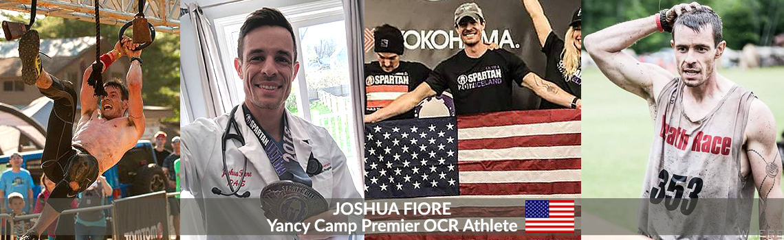 Yancy Camp Premier OCR Athlete Joshua Fiore