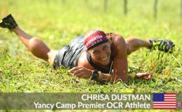 Yancy Camp Premier OCR Athlete Chrisa Dustman