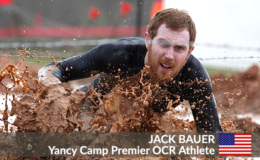 Yancy Camp Premier OCR Athlete Jack Bauer