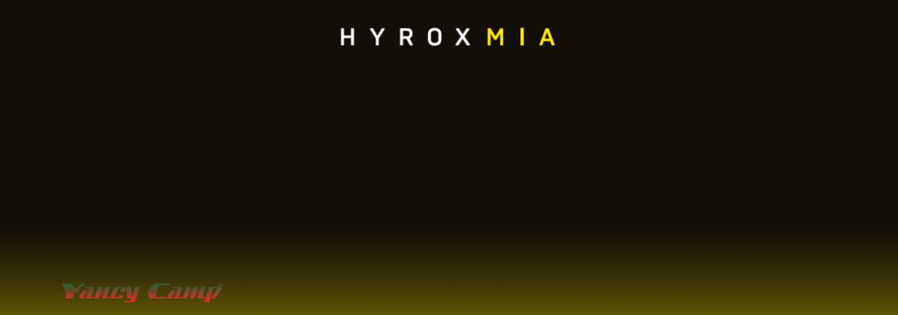 HYROX Miami