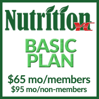 Yancy Camp Nutrition Basic Plan