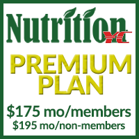 Yancy Camp Nutrition Premium Plan