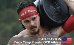 Yancy Camp Premier OCR Athlete Sean Clayton