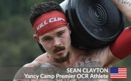 Yancy Camp Premier OCR Athlete Sean Clayton