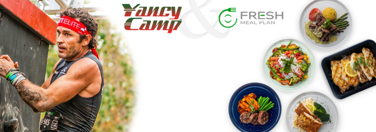 Yancy Camp & Fresh Meal Plan Announce Partnership! Active Yancy Camp members receive 10% off their plan plus a $29 monthly discount throughout the life of your Yancy Camp membership. Yes, you read that right, Fresh Meal Plan's $29 discount will cover the monthly cost of your Yancy Camp online fitness training membership.