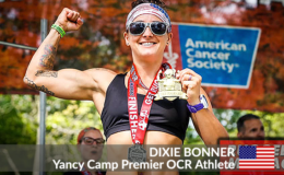 Yancy Camp Premier OCR Athlete Dixie Bonner