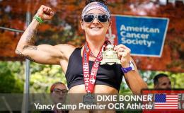 Yancy Camp Premier OCR Athlete Dixie Bonner
