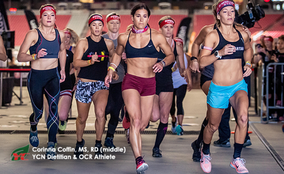 Corinna Coffin, YCN Dietitian & OCR Athlete