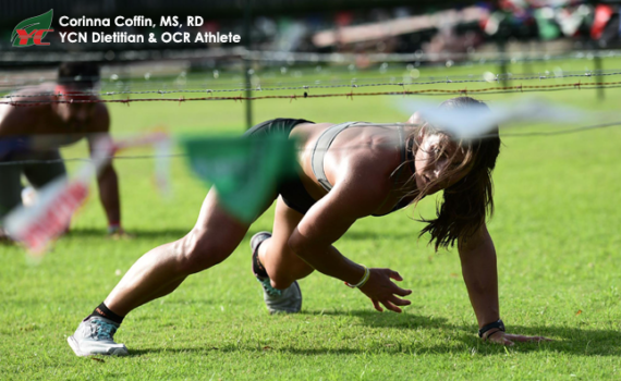 Corinna Coffin, YCN Dietitian and OCR Athlete