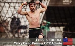 Yancy Camp Premier OCR Athlete Forrest Bouge