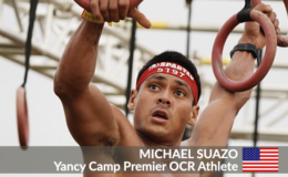 Yancy Camp Premier OCR Athlete Michael Suazo