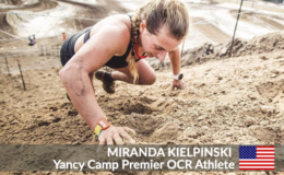 Yancy Camp Premier OCR Athlete Miranda Kielpinski